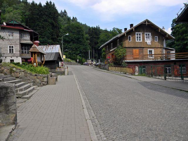 ulice Międzygórza