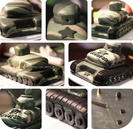 """блюда на 23 февраля, для детей, оформление тортов, торт для мужчины, торт на 23 февраля, торт """"Танк"""", торт военный, блюда военные, торт для мальчика, рецепты мужские, рецепты на День Победы, рецепты армейские, армия, техника, торты для военных, торты """"Транспорт"""", торты армейские, торты на День Победы, рецепты для мужчин, торты праздничные, рецепты праздничные,как оформить танк из мастики на торт танк на 23 февраля http://prazdnichnymir.ru/"""