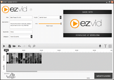 Ezvid screen recorder gratis terbaik