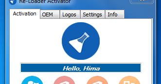Re-Loader Activator 2.2 Final - KMSPico Final