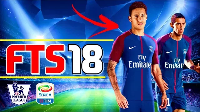 Download FTS 18 Updated With Neymar at the PSG Apk Mod Data Game