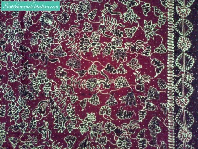 Kain Bahan Batik Tuban 1711F