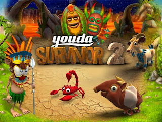Youda Survivor 2 Cover Logo Banner