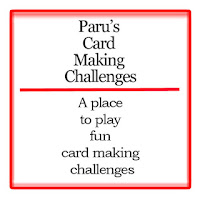 Parul Card Making Challenge