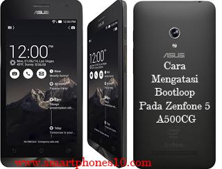 Cara Rooting Pada Smartphone Asus Zenfone 5 via PC