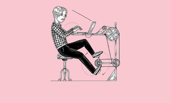 Por que o exercício sozinho não nos salvará