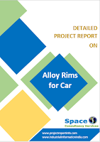 Alloy Rims for Car Project Report