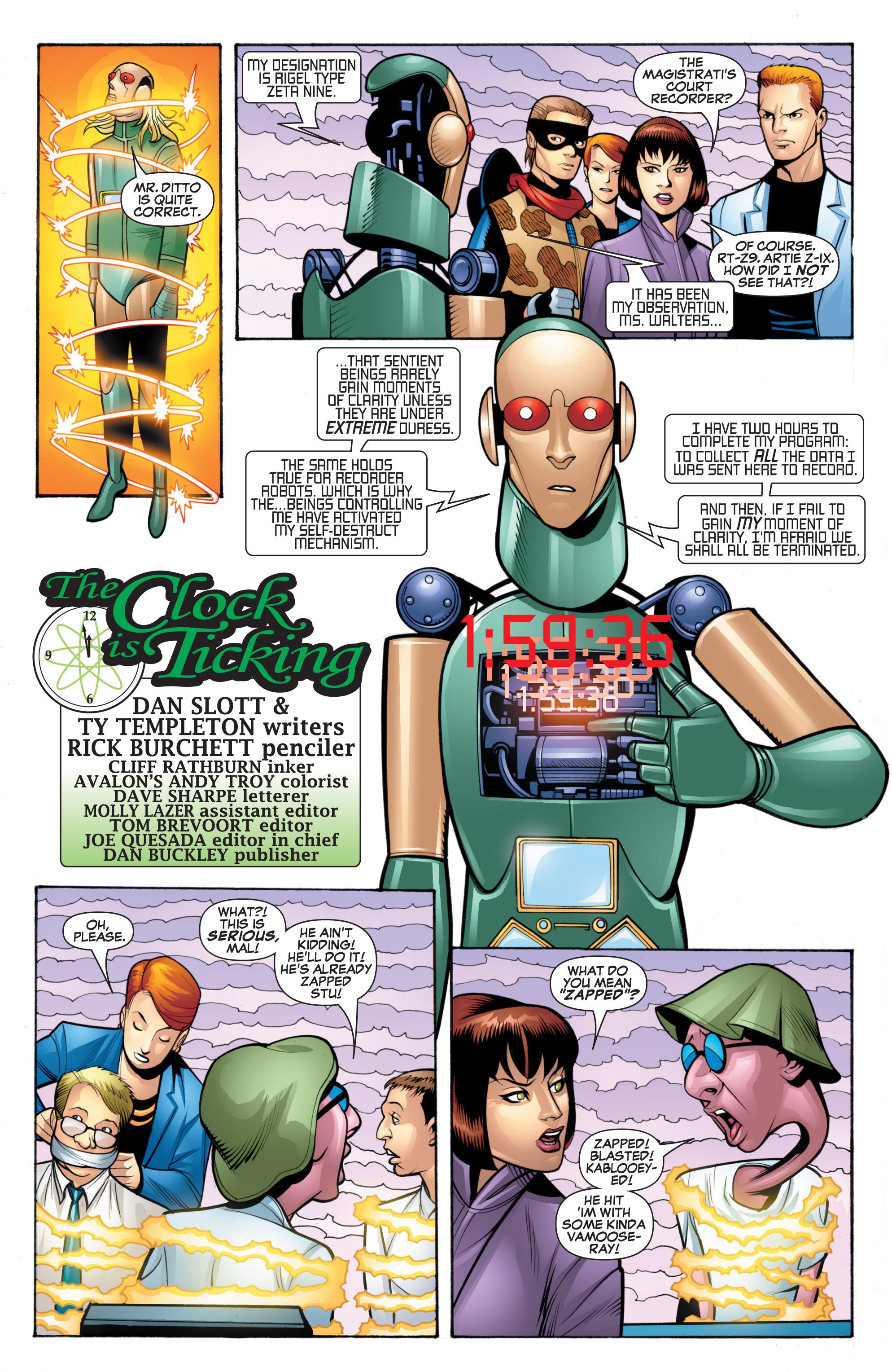 Read online She-Hulk (2005) comic -  Issue #20 - 5