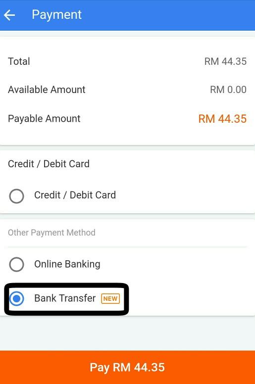 Cara Pembayaran Ezbuy Menggunakan ATM Bank Transfer