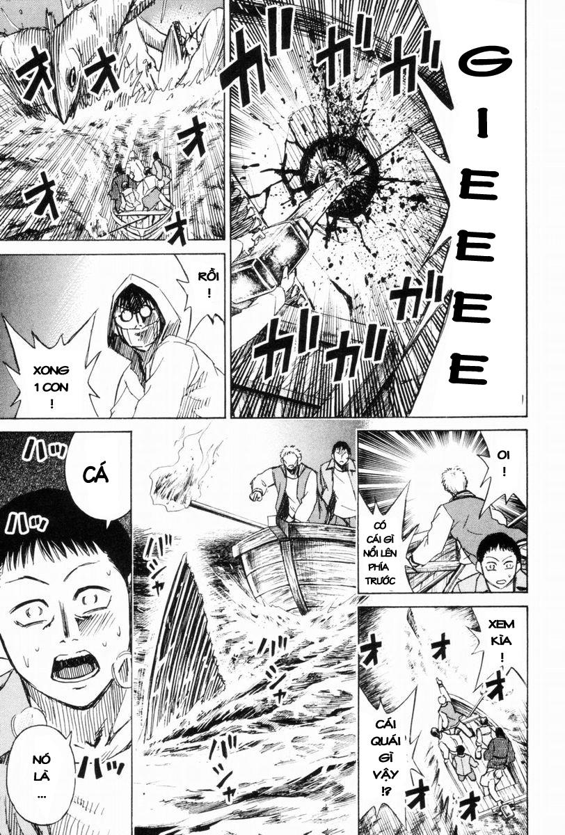 Higanjima chapter 50 trang 19