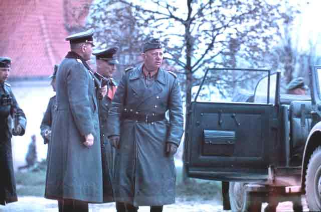 Field Marshal von Reichenau on the Eastern Front in 1941 worldwartwo.filminspector.com