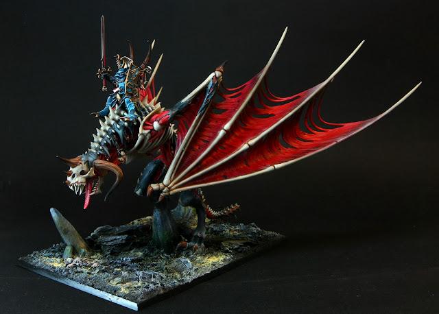 HopeRiver's Valley: Vampire Lord on Zombie Dragon