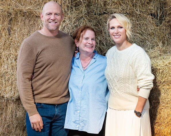 Zara and Mike Tindall gave an interview to The Australian Women's Weekly magazine. In the interview. The Australian Women's Weekly January issue