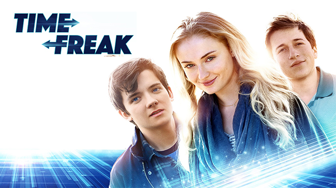 Time Freak (2018) BRRip 1080p Latino-Ingles