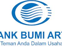 LOWONGAN KERJA TERBARU BANK BUMI ARTHA 2016