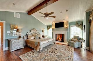 Как подобрать цвет для спальни - Дизайн спальной комнаты Волгоград