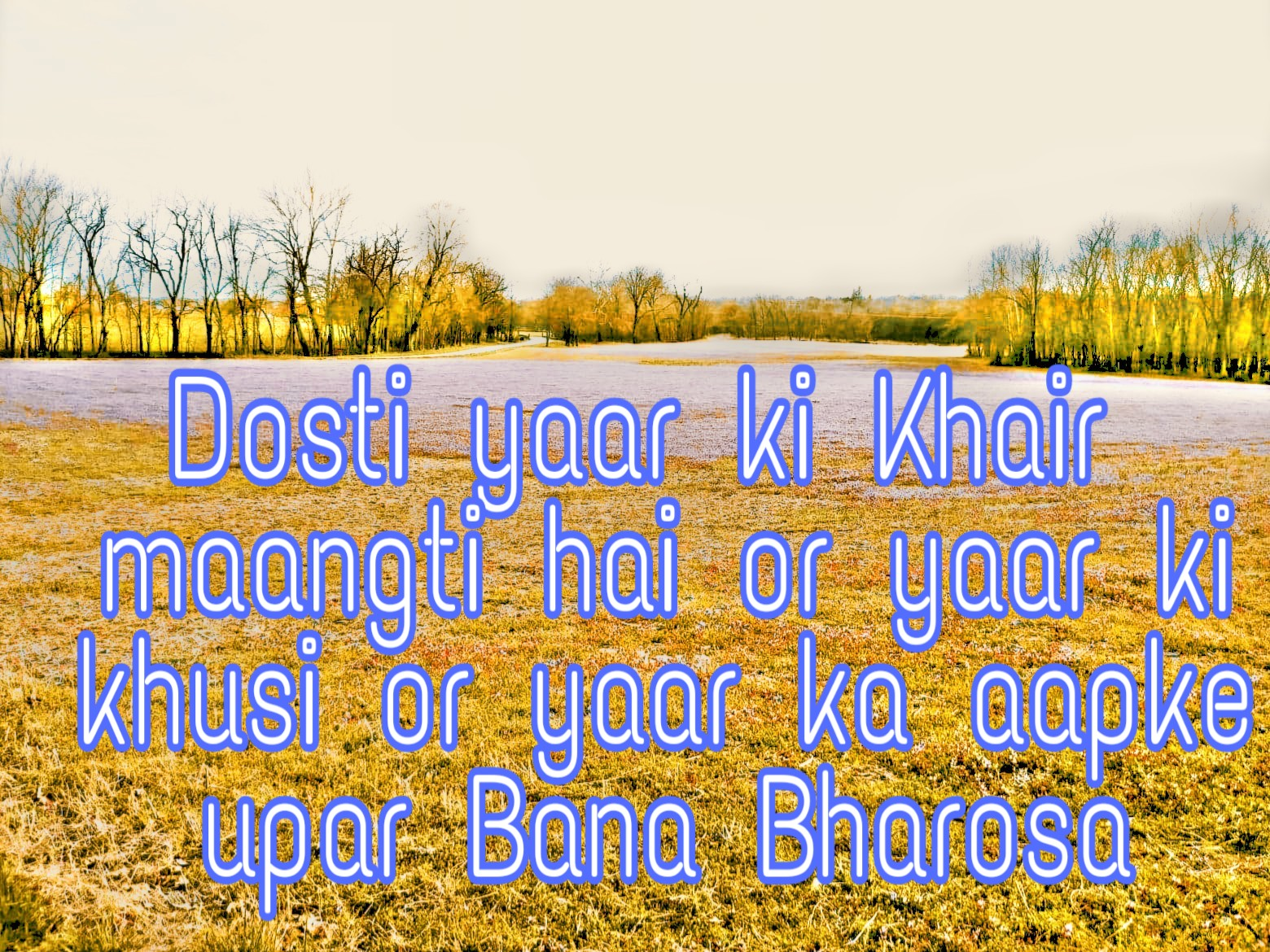 Forbrokenones Top Heart Touching Friendship Quotes Of Life In Hindi