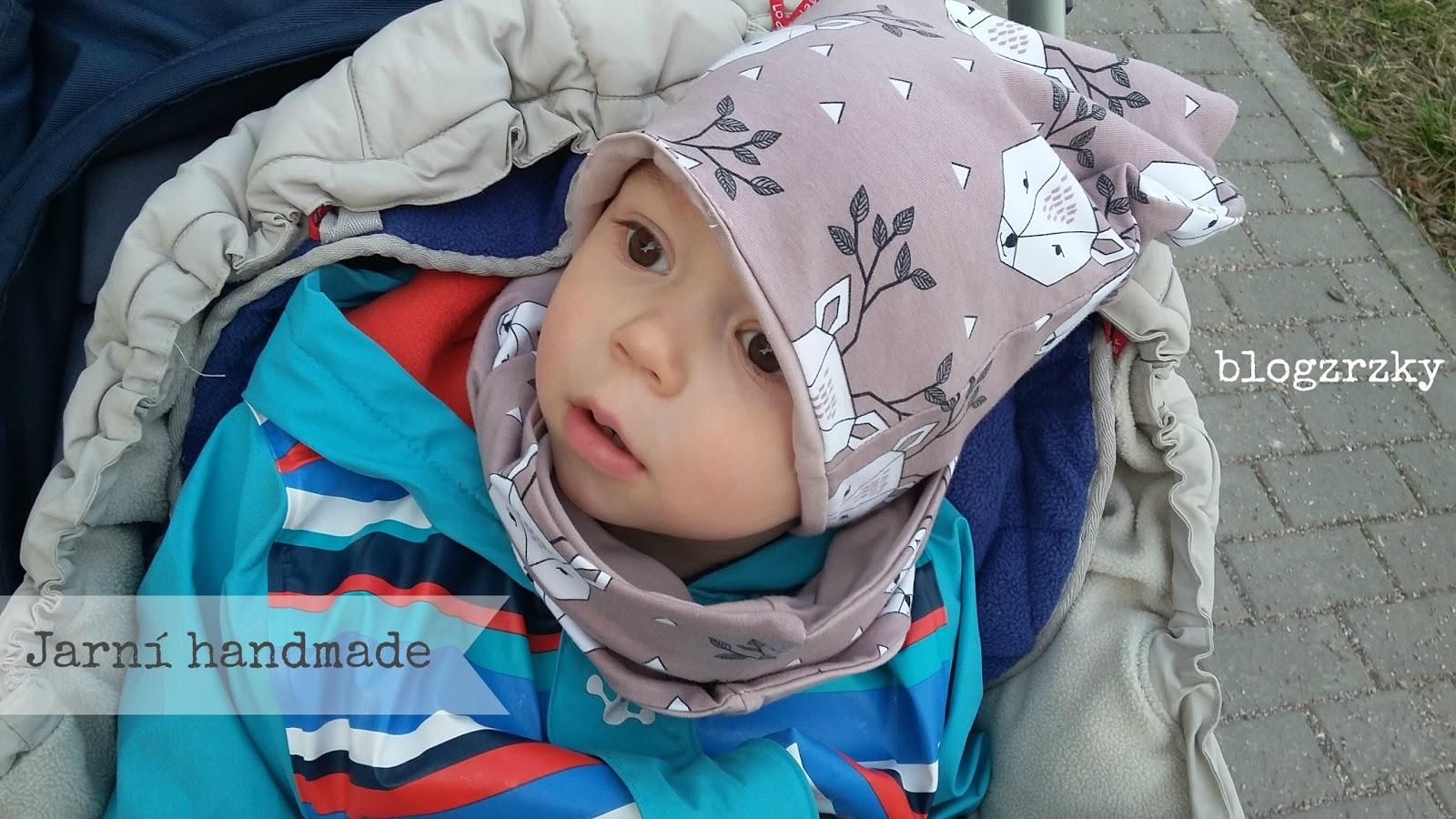 22a7b1eaae14 Blog Zrzky  Jaro stylově   Giveaway o beanie od BeBirdie