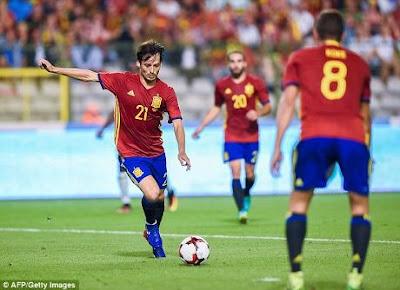 Silva đã có một trận đấu xuất sắc
