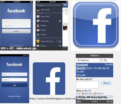 Tải Facebook miễn phí về máy điện thoại 2016 phiên bản mới nhất