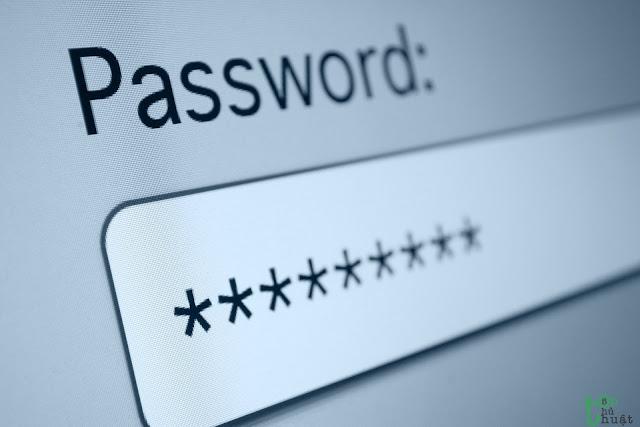Đặt mật khẩu mạnh