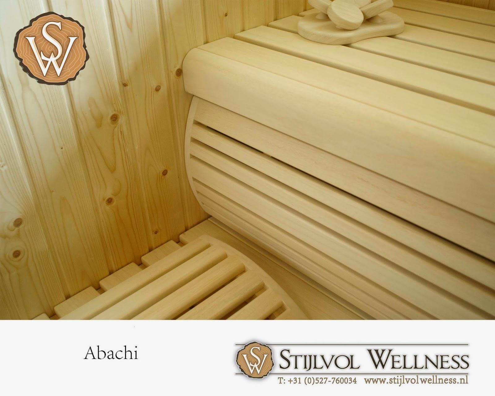 93a2bafc710 Stijlvol Wellness, sauna-faciliteiten die werken!