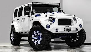 expensive Jeep Wrangler