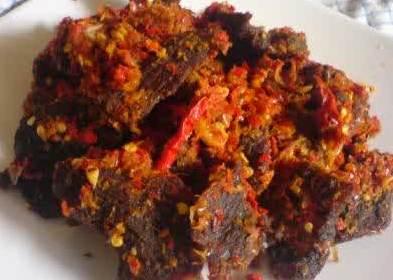 Makanan Abdurrahman Wahid