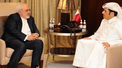 قطر تعرقل الجهود الدولية لمكافحة إرهاب إيران