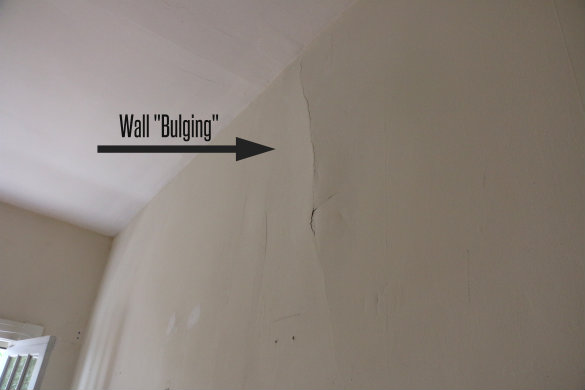 Repairing Plaster Walls And Ceilings