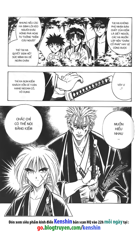 Rurouni Kenshin chap 37 trang 20