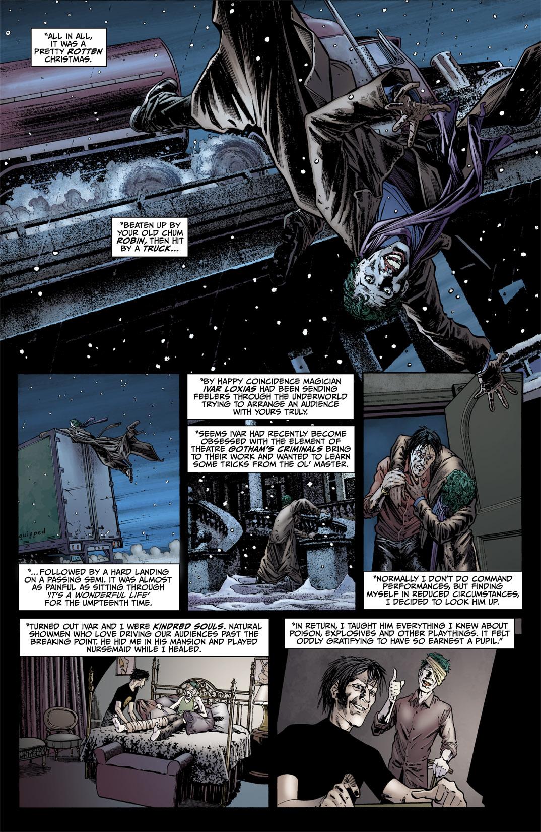 Detective Comics (1937) 834 Page 1