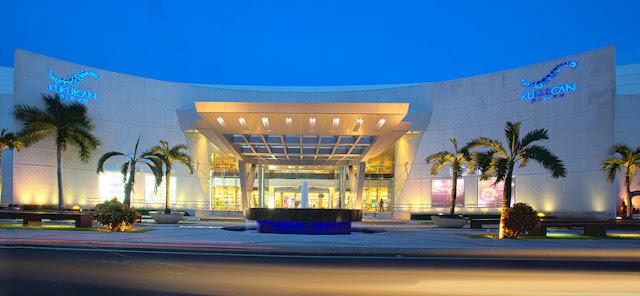 Visite o Kukulcan Plaza em Cancún