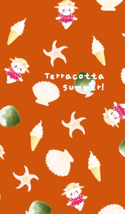 Terracotta summer