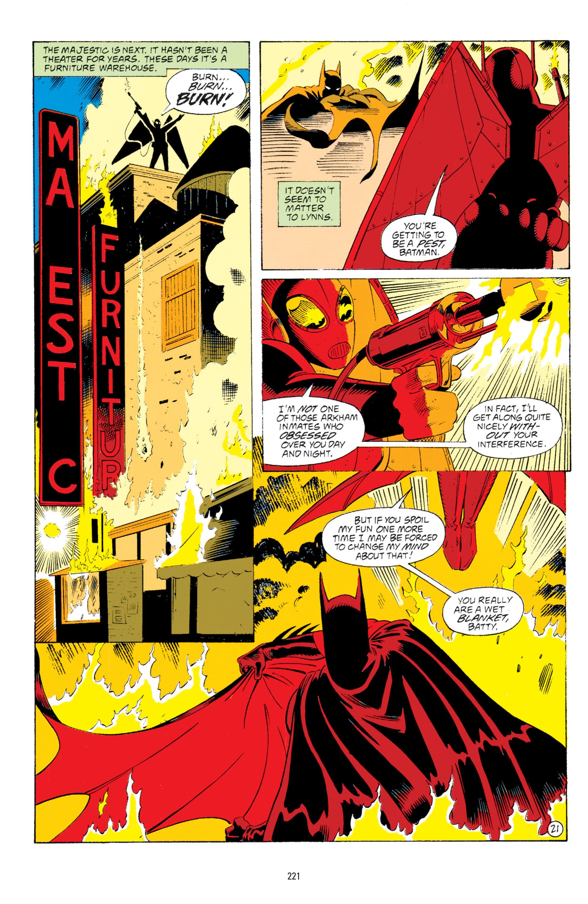 Detective Comics (1937) 661 Page 21