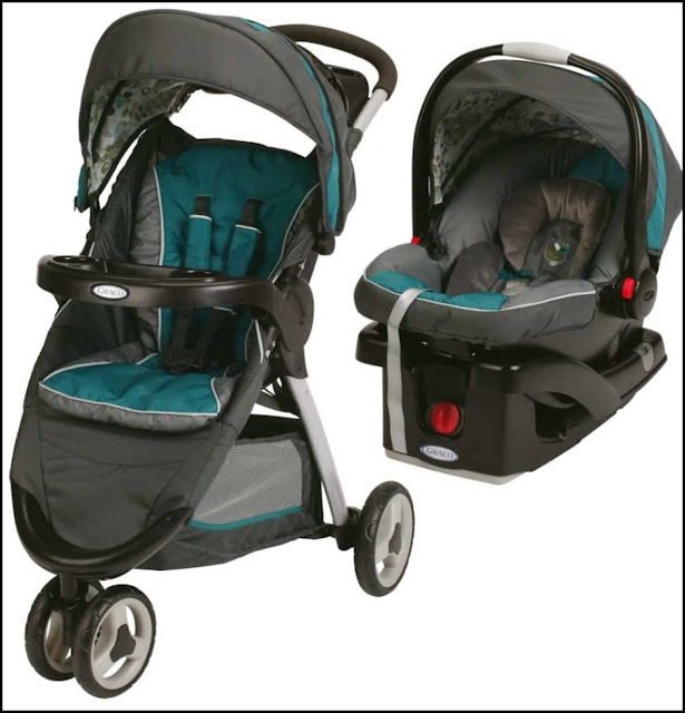 Graco Click Connect 35 Travel System