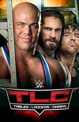 WWE TLC 2017 Full Show HD