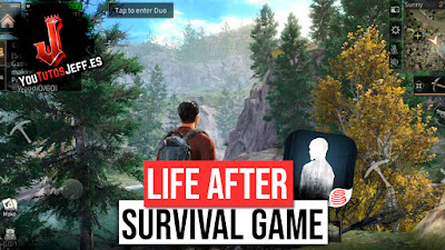 como descargar life after survival game