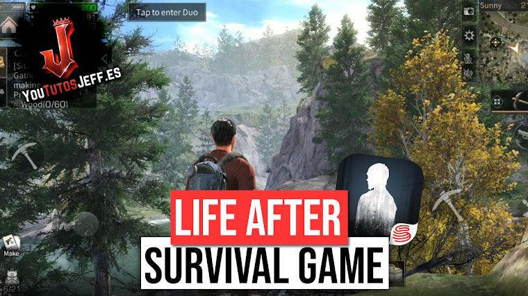 Descargar Life After para Android - Survival Zombie Ultra Realista