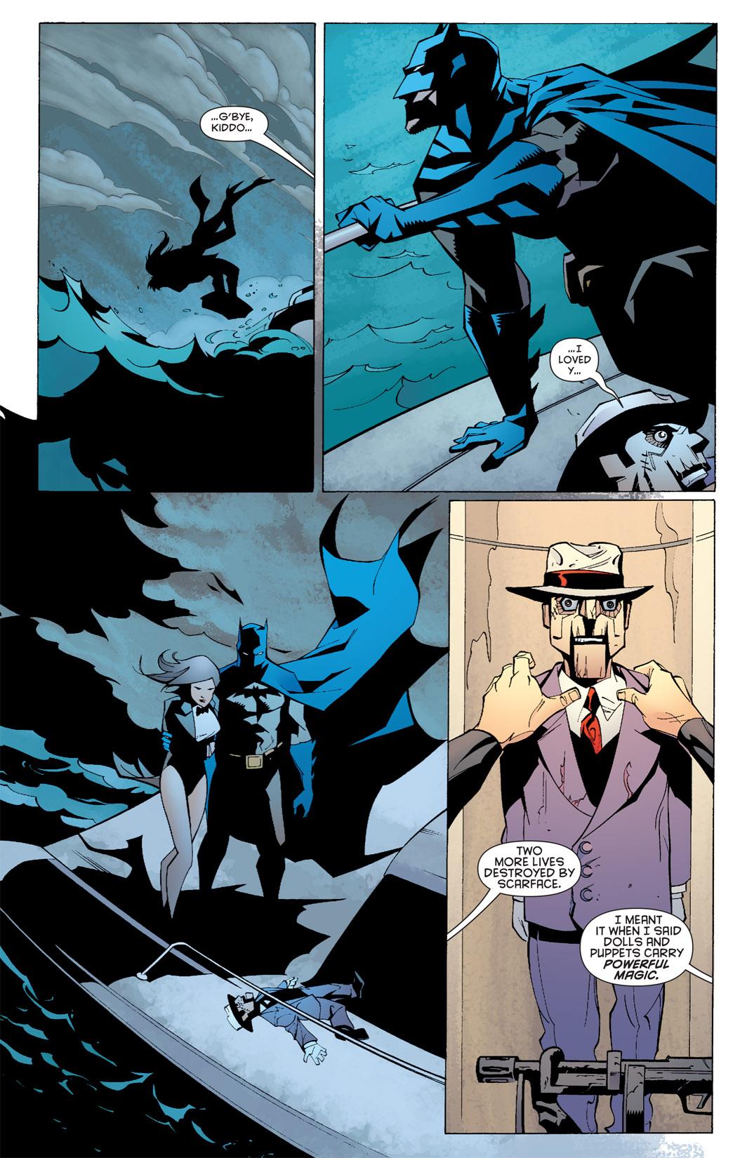 Detective Comics (1937) 844 Page 20