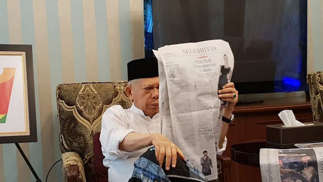 Elite PDIP sampai MUI Diutus ke Aceh, Berantas Hoax Jokowi Ma'ruf