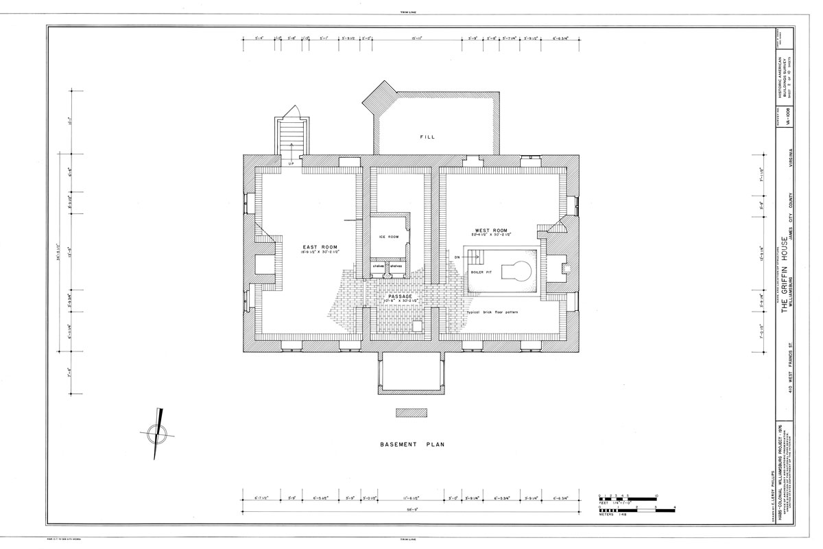 Historic home plans some colonial williamsburg homes for Williamsburg home plans