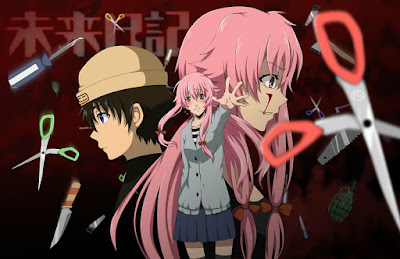 Download Ost Mirai Nikki