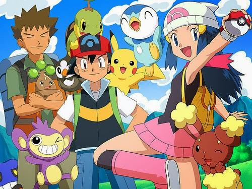 Ver Pokemon - Diamante y Perla Online