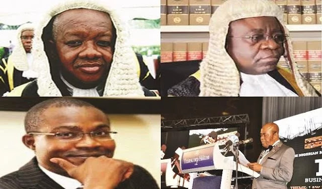How Judge who earns N24M, bought N313M house