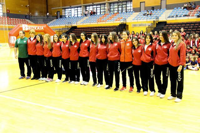 Balonmano | El juvenil del Zuazo busca el pase a la fase final del Campeonato de España