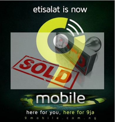 Teleology Holdings Limited-9Mobile Finally Sold - See The New Owners of 9Mobile