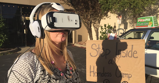 VR Storytelling: Let the Clinical Trials Begin