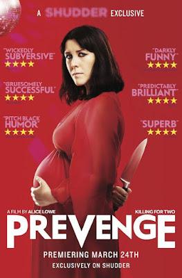 Prevenge 2016 DVD R2 PAL Spanish