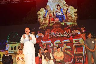 gautamiputra satakarni music launch gallery